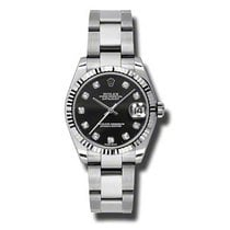Rolex Lady-Datejust Steel 31mm Black United States of America, Pennsylvania, Holland