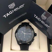 TAG Heuer Aquaracer Calibre 16 Automatik Chronograph Black...