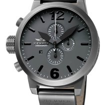 Haemmer Steel Quartz Grey 45mm new Giants II