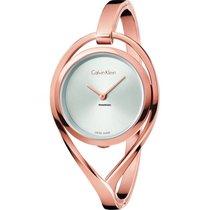 ck Calvin Klein Ατσάλι 32mm Χαλαζίας K6L2M616 καινούριο