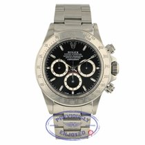 Rolex Daytona Steel 40mm Black No numerals United States of America, California, Beverly Hills