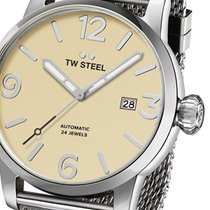 TW Steel Stål 48mm Automatisk MB6 ny