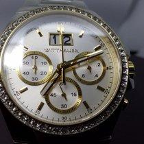 Wittnauer Diamonds Chronograph ( Full with stones ) by Bulova