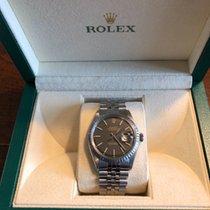 Rolex Datejust, serviced in 2017