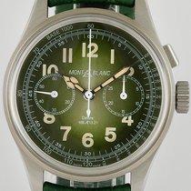 Montblanc Chronograph Handaufzug 2018 neu 1858