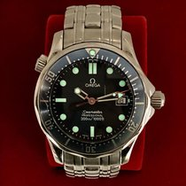 Omega 2561.80.00 Stahl Seamaster Diver 300 M 36mm gebraucht