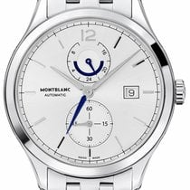 Montblanc Heritage Chronométrie Steel 41mm Silver United States of America, California, Moorpark