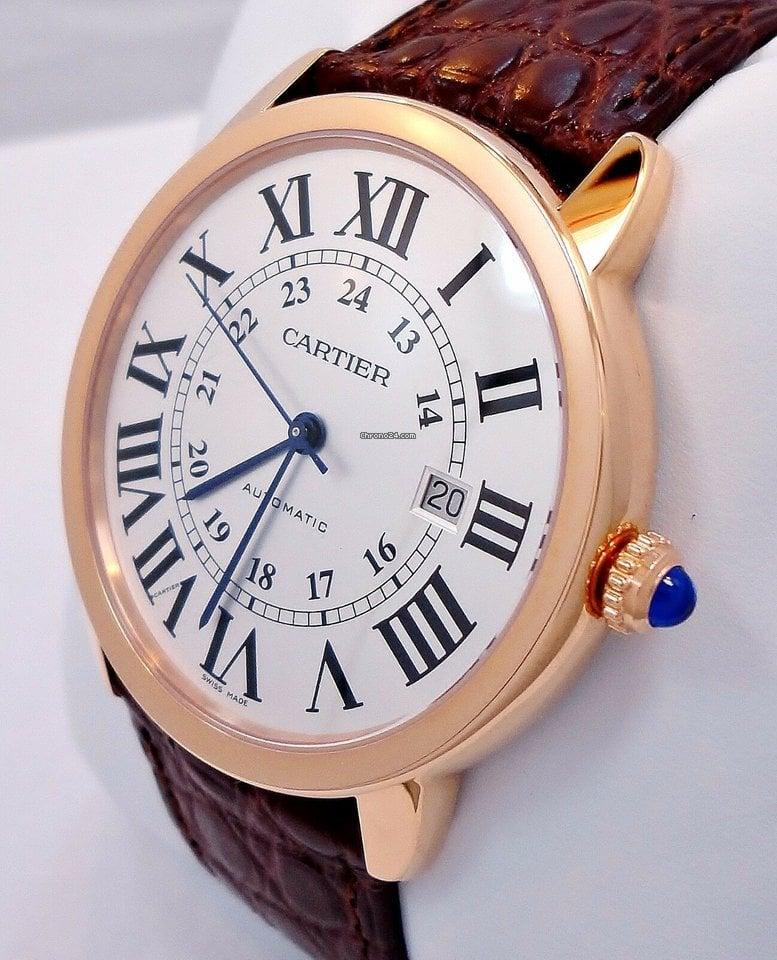 Cartier Ronde Solo de Cartier W6701009 new