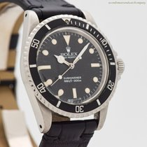 Rolex 5513 Steel 1987 Submariner (No Date) 40mm pre-owned United States of America, California, Beverly Hills