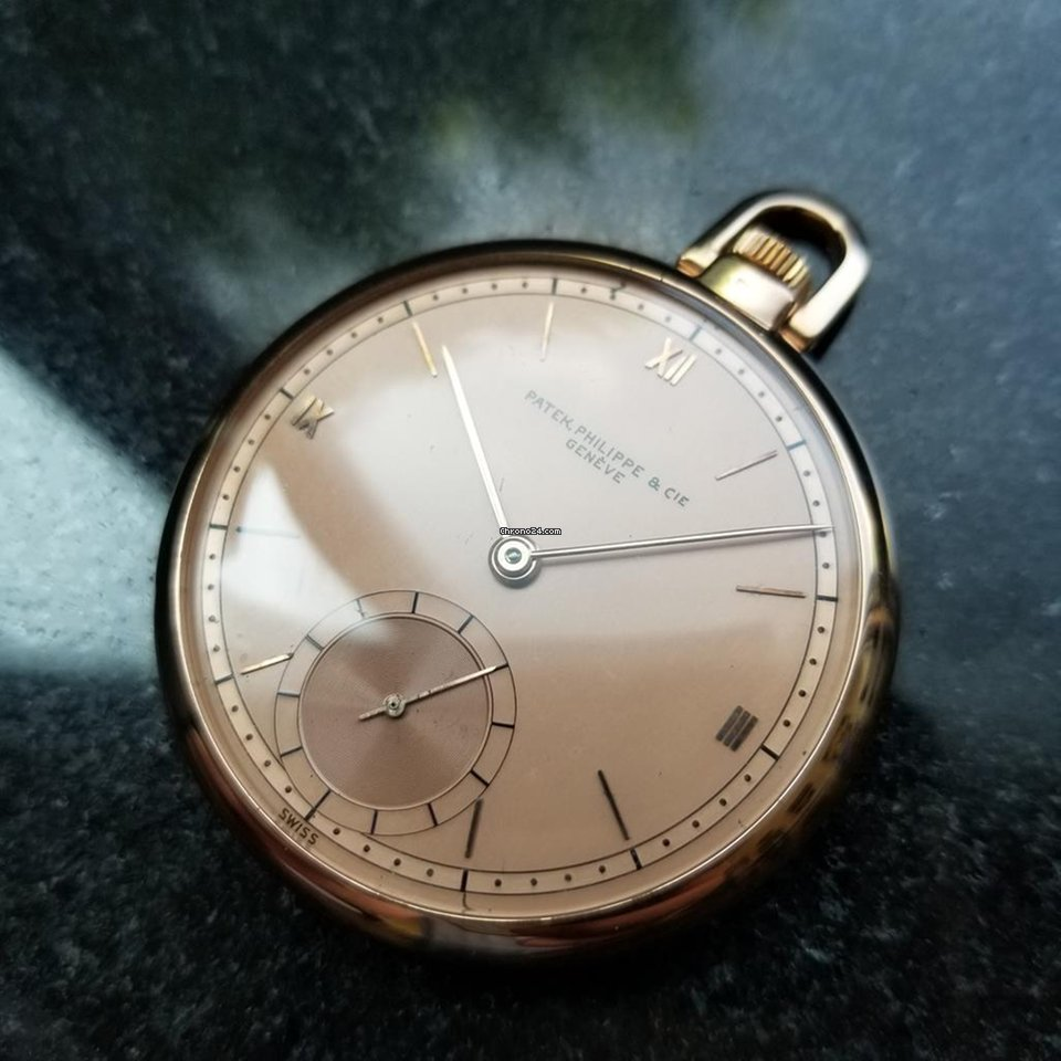 f45f5701da4 Relógios de bolso Patek Philippe - Compare preços na Chrono24