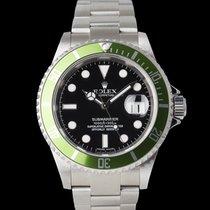 Rolex 16610LV Aço Submariner Date 40mm