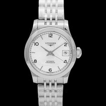 Longines Record Steel 26.00mm Silver United States of America, California, San Mateo