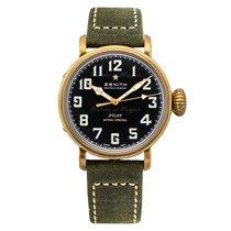 Zenith 29.1940.679/21.C800 Bronze Pilot Type 20 Extra Special 40mm nouveau
