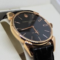 Cuervo y Sobrinos Rose gold Manual winding 3130.9N new