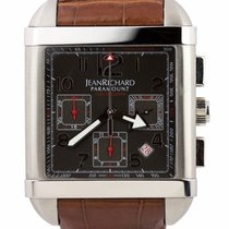 JeanRichard Steel 38mm Automatic 65118 pre-owned