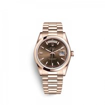 Rolex Day-Date 36 118205F0142 nouveau