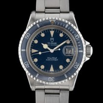 Tudor 76100 Steel 1986 Submariner 40mm pre-owned United Kingdom, Tetbury