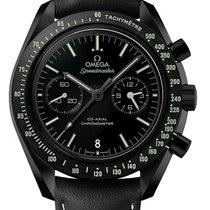 Omega Speedmaster Professional Moonwatch Керамика 44.2mm Чёрный Без цифр