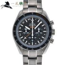 Omega Speedmaster HB-SIA Titanium 42mm Zwart