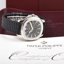 Patek Philippe 5065A Steel 2005 Aquanaut 38mm pre-owned