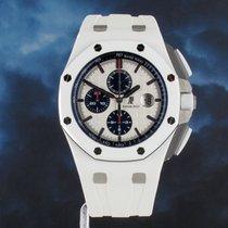 Audemars Piguet Royal Oak Offshore Chronograph Ceramic 44mm White