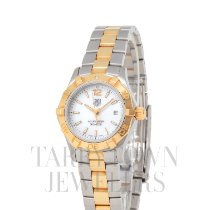 TAG Heuer Aquaracer Lady Gold/Steel 27mm Mother of pearl United States of America, New York, Hartsdale