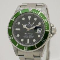 Rolex Submariner Date 16610LV 2010 подержанные