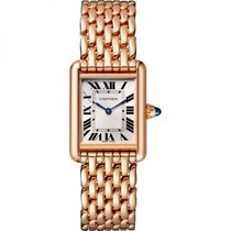 Cartier WGTA0023 Rose gold 2021 Tank Louis Cartier 29.5mm new