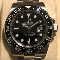 Rolex 116710LN Zeljezo 2019 GMT-Master II 40mm nov