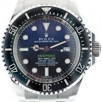 Rolex Sea-Dweller Deepsea 116660 2015 pre-owned