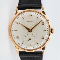 Zenith Stellina Or jaune 37mm