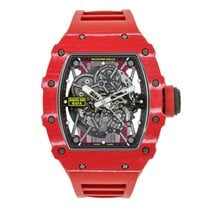 Richard Mille Automatic Transparent No numerals 49.94mm new RM 035