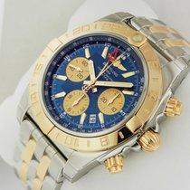 Breitling Chronomat GMT cb042012/c858 Rose Gold Complete NEW 44