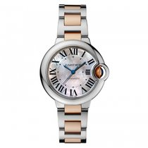 Cartier Ballon Bleu 33 mm  Automatic W6920098 Ladies WATCH