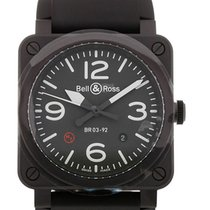 Bell & Ross Aviation 42 Military Type