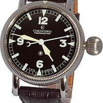 Chronoswiss Timemaster Steel 44mm Black Arabic numerals United States of America, Florida, Plantation