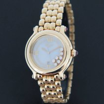 Chopard Happy Sport Mother of Pearl Diamonds 4144