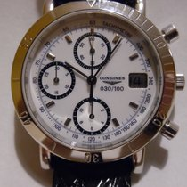 Longines Platinum Automatic 40mm pre-owned