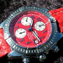 Breitling CHRONOMAT EVOLUTION RED DIAL
