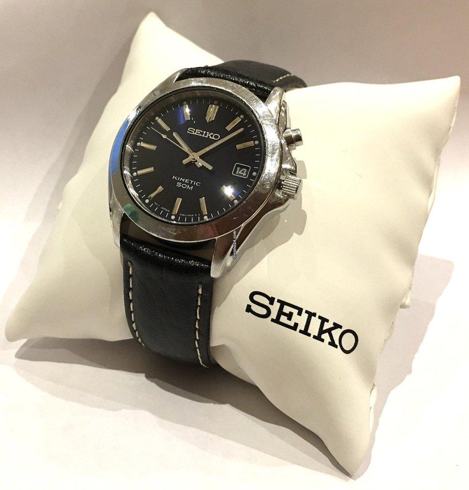 Seiko (セイコー) キネティック