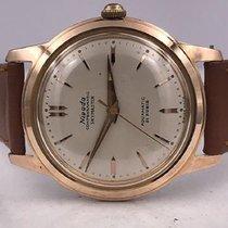 Nivada vintage calatrava gold plated cal AS1361N