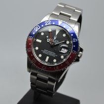 Rolex GMT Master PEPSI BOX/PAPERS/FULL SERVICE/WARRANTY...