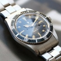 勞力士 5508 鋼 Submariner (No Date) 37mm