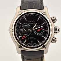 Ebel pre-owned Automatic 43mm Black
