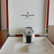 Frederique Constant Manufacture Heart Beat tweedehands 41mm Staal