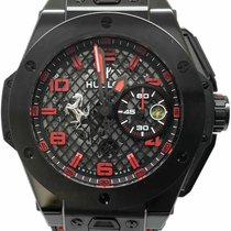 Hublot Big Bang Ferrari Ceramic 45mm Black No numerals United States of America, Florida, Naples