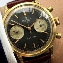 Breitling Top Time Gold/Steel 36mm Black