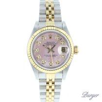 Rolex Lady-Datejust 69173 1985 подержанные