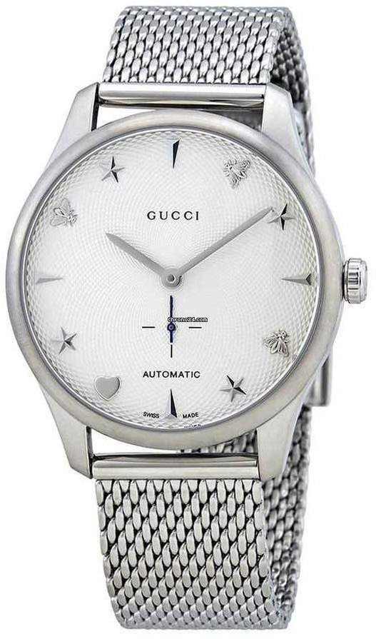 23b45e44b8a Gucci G-Timeless Automatic Ladies Watch for S  1