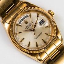 Rolex 1803 Κίτρινο χρυσό 1961 Day-Date 36 36mm μεταχειρισμένο